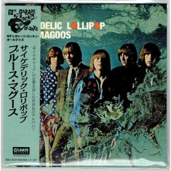 Photo1: BLUES MAGOOS / PSYCHEDELIC LOLLIPOP (Brand New Japan Mini LP CD) * BACKORDER *