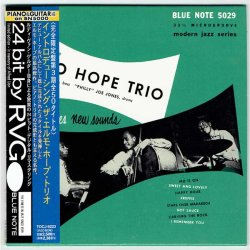 Photo1: ELMO HOPE TRIO / INTRODUCING THE ELMO HOPE TRIO (Used Japan Mini LP CD)