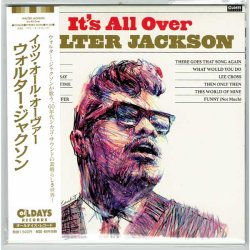 Photo1: WALTER JACKSON / IT'S ALL OVER (Brand New Japan Mini LP CD)