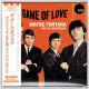 WAYNE FONTANA AND THE MINDBENDERS / THE GAME OF LOVE (Brand New Japan Mini LP CD) * B/O *