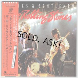 Photo1: THE ROLLING STONES / LADIES & GENTLEMEN (Used Japan Mini LP SHM-CD)