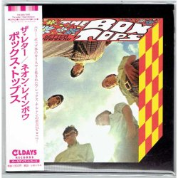 Photo1: THE BOX TOPS / THE LETTER - NEON RAINBOW (Brand New Japan Mini LP CD) * B/O *