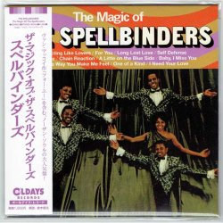 Photo1: THE SPELLBINDERS / THE MAGIC OF THE SPELLBINDERS (Brand New Japan Mini LP CD) * B/O *