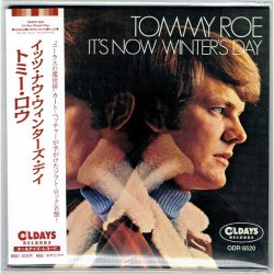 Photo1: TOMMY ROE / IT'S NOW WINTER'S DAY (Brand New Japan Mini LP CD) * B/O *