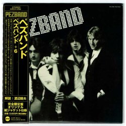 Photo1: PEZBAND / PEZBAND (Used Japan mini LP CD)