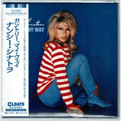 Photo1: NANCY SINATRA / COUNTRY, MY WAY (Brand New Japan Mini LP CD) * B/O *