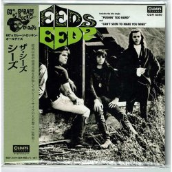 Photo1: THE SEEDS / THE SEEDS (Brand New Japan mini LP CD) * B/O *