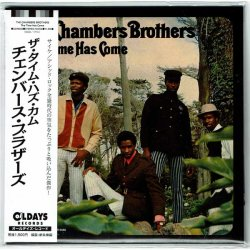 Photo1: THE CHAMBERS BROTHERS / TIME HAS COME (Brand New Japan mini LP CD) * B/O *