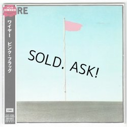 Photo1: WIRE / PINK FLAG (Used Japan mini LP CD)