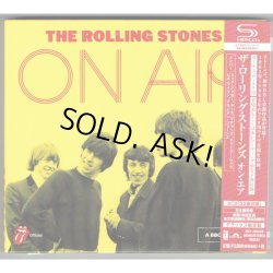 Photo1: THE ROLLING STONES / ON AIR - DELUXE 2 CD (Used Japan digipak SHM-CD)