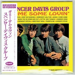 Photo1: THE SPENCER DAVIS GROUP / GIMME SOME LOVIN' (Brand New Japan mini LP CD) * B/O *