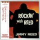 JIMMY REED / ROCKIN' WITH REED (Brand New Japan mini LP CD) * B/O *