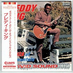 Photo1: FREDDY KING / GIVES YOU A BONANZA OF INSTRUMENTALS (Brand New Japan mini LP CD) * B/O *