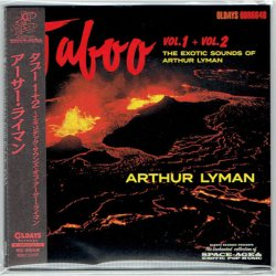 Photo1: ARTHUR LYMAN / TABOO VOL.1 + VOL.2 - THE EXOTIC SOUNDS OF ARTHUR LYMAN (Brand New Japan mini LP CD) * B/O *
