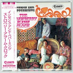 Photo1: THE STRAWBERRY ALARM CLOCK / INCENSE AND PEPPERMINTS (Brand New Japan mini LP CD) * B/O *