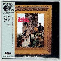 Photo1: LOVE / DA CAPO (Brand New Japan mini LP CD) * B/O *