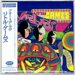 Photo1: THE YARDBIRDS / LITTLE GAMES (Brand New Japan mini LP CD)
