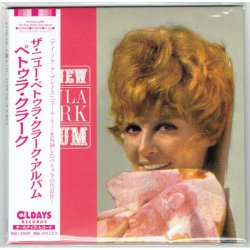 Photo1: PETULA CLARK / THE NEW PETULA CLARK ALBUM (Brand New Japan mini LP CD) * B/O *