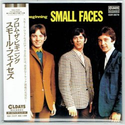 Photo1: SMALL FACES / FROM THE BEGINNING (Brand New Japan mini LP CD) * B/O *