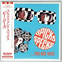 Photo1: THE BEE GEES / SPICKS AND SPECKS (Brand New Japan mini LP CD) * B/O *