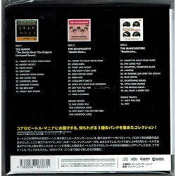 Photo2: THE MANCHESTERS, THE BUGGS & THE SCHOOLBOYS / BEATLE MANIA (Brand New Japan mini LP CD BOX) * B/O *