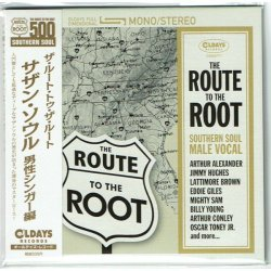 Photo1: V.A. / THE ROUTE TO THE ROOT: SOUTHERN SOUL -MALE VOCAL- (Brand New Japan mini LP CD) * B/O *