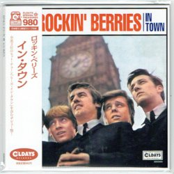Photo1: THE ROCKIN BERRIES / IN TOWN (Brand New Japan mini LP CD) * B/O *