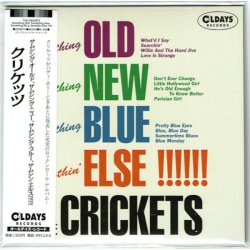 Photo1: THE CRICKETS / SOMETHING OLD, SOMETHING NEW, SOMETHING BLUE, SOMETHIN ELSE !!!!!! (Brand New Japan mini LP CD) * B/O *