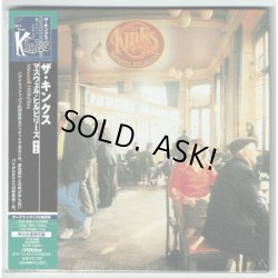 Photo1: THE KINKS / MUSWELL HILBILLIES (Used Japan mini LP CD)