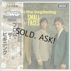 Photo1: SMALL FACES / FROM THE BEGINNING - DELUXE EDITION (Used Japan mini SHM-CD)