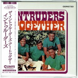 Photo1: THE INTRUDERS / THE INTRUDERS ARE TOGETHER (Brand New Japan mini LP CD) * BACKORDER *