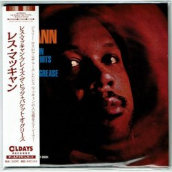 Photo1: LES McCANN / LES McCANN PLAYS THE HITS + BUCKET O' GREASE (Brand New Japan mini LP CD) * B/O *