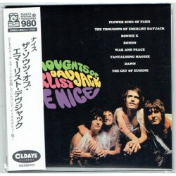 Photo1: THE NICE / THE THOUGHTS OF EMERLIST DAVJACK (Brand New Japan mini LP CD) * B/O *