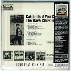 Photo2: THE DAVE CLARK FIVE / CATCH US IF YOU CAN (Brand New Japan mini LP CD)