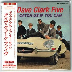 Photo1: THE DAVE CLARK FIVE / CATCH US IF YOU CAN (Brand New Japan mini LP CD)