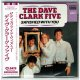 THE DAVE CLARK FIVE / SATISFIED WITH YOU (Brand New Japan mini LP CD) * B/O *
