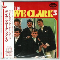 Photo1: THE DAVE CLARK FIVE / THE BEST OF THE DAVE CLARK FIVE (Brand New Japan mini LP CD)
