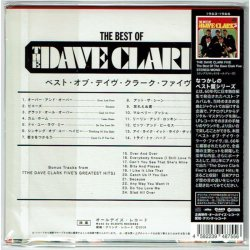 Photo2: THE DAVE CLARK FIVE / THE BEST OF THE DAVE CLARK FIVE (Brand New Japan mini LP CD) * B/O *