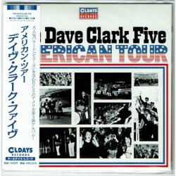 Photo1: THE DAVE CLARK FIVE / AMERICAN TOUR (Brand New Japan mini LP CD) * B/O *