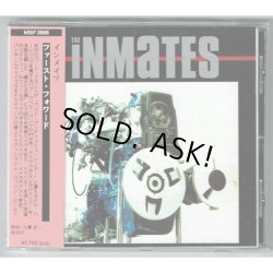 Photo1: THE INMATES / FAST FORWARD (Used Japan Jewel Case CD)