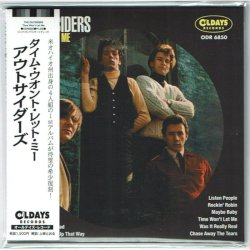 Photo1: THE OUTSIDERS / TIME WON'T LET ME (Brand New Japan mini LP CD) * B/O *