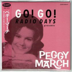 Photo1: PEGGY MARCH / GO! GO! RADIO DAYS PRESENTS PEGGY MARCH (Brand New Japan mini LP CD) * B/O *