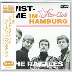 Photo1: THE RATTLES / TWIST-TIME IM STAR-CLUB HAMBURG (Brand New Japan mini LP CD) * B/O *