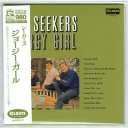 Photo1: THE SEEKERS / GEORGY GIRL (Brand New Japan mini LP CD) * B/O *