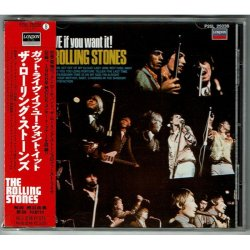 Photo1: THE ROLLING STONES / GOT LIVE IF YOU WANT IT (Used Japan jewel case CD)