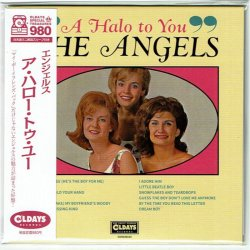 Photo1: THE ANGELS / A HALO TO YOU (Brand New Japan mini LP CD) * B/O *