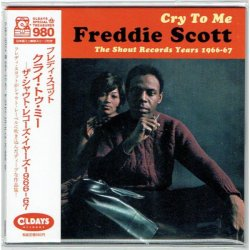 Photo1: FREDDIE SCOTT / ARE YOU LONELY FOR ME? (Brand New Japan mini LP CD) * B/O *