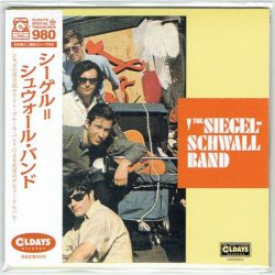 Photo1: THE SIEGEL-SCHWALL BAND / THE SIEGEL-SCHWALL BAND (Brand New Japan mini LP CD) * B/O *