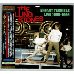 Photo1: THE ROLLING STONES / ENFANT TERRIBLE LIVE 1965-1966 (Used Japan Digipak CD)