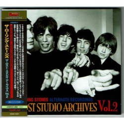 Photo1: THE ROLLING STONES / THE LOST STUDIO ARCHIVES VOL.2 (Used Japan digipak CD)